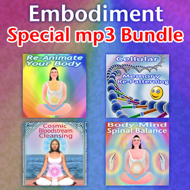 Embodiment mp3 Bundle - Truly Live In Your Sacred Temple